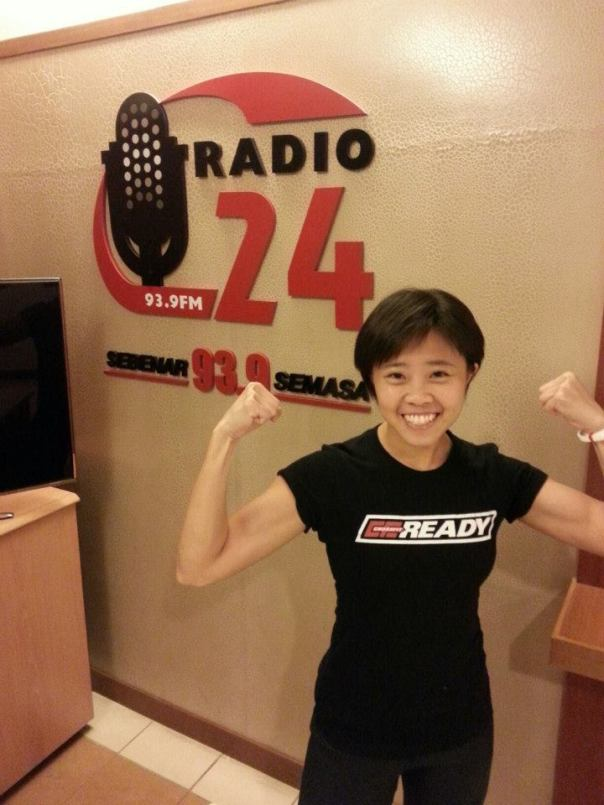 Bernama Radio 24, The Lounge.