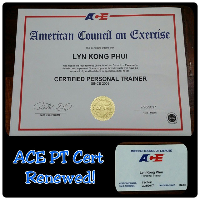 Ace personal trainer manual - american council on exercise 4th edition