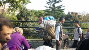 Life of a Nepali Peddlar